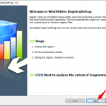 How to defragment and optimize the Windows registry?