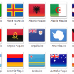 How to change folder icon to country flag with Dr. Folder?