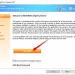 How to clean and repair invalid registry entries and errors in Windows?