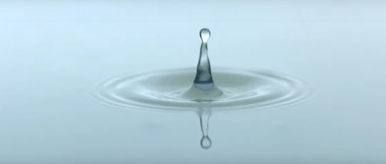 Live Wallpaper Download - Water Drops, Slow Video Background