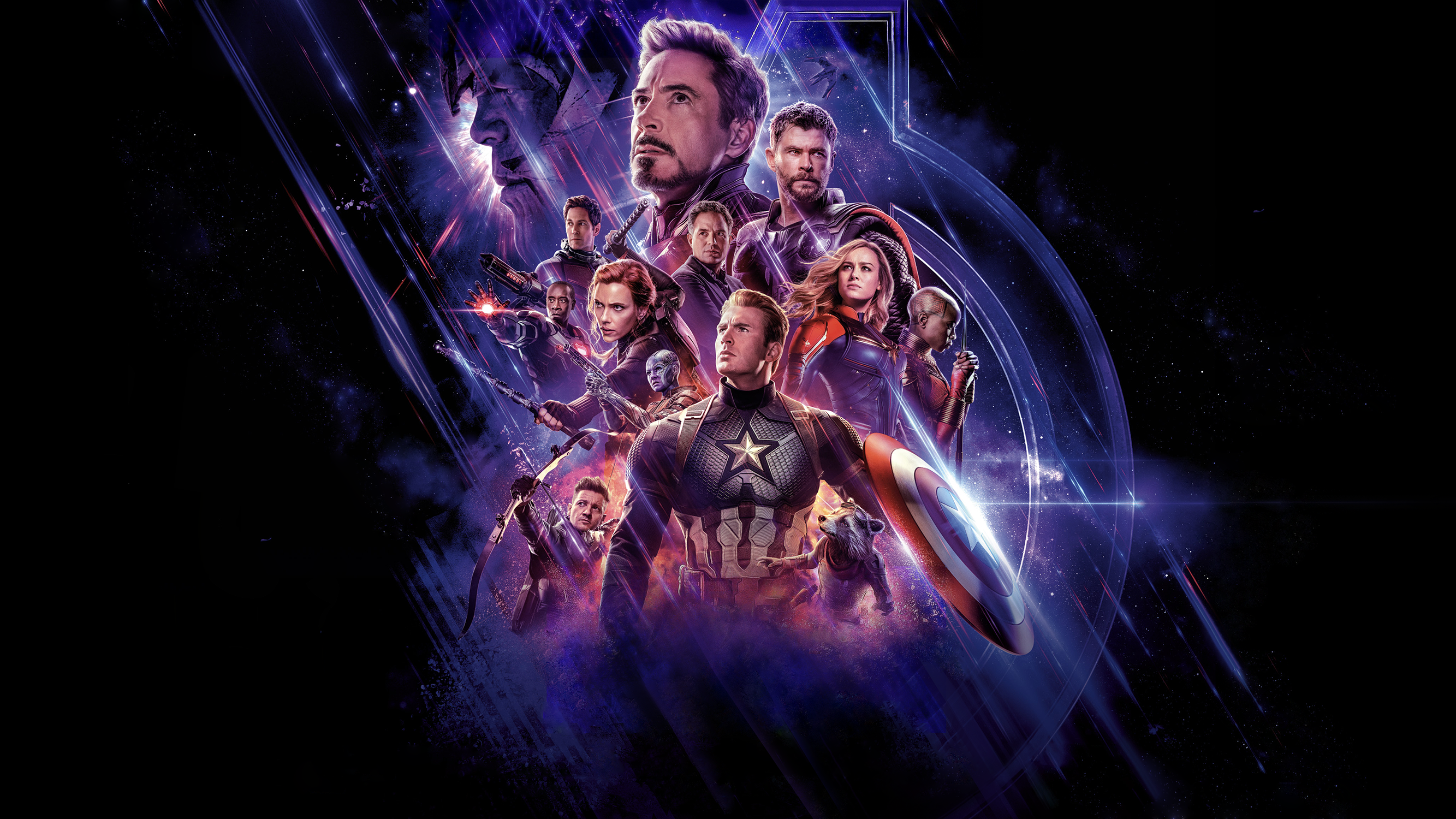 Avengers Endgame Hd Wallpapers Background Images Static