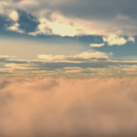 Video Background – Looping Cloud Animation
