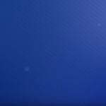Blue Particles and Stripes Background HD Loop