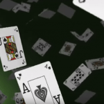 Slowly rotating poker & playing cards – Motion Graphics, Movies, Background, Animation, Clips, Download