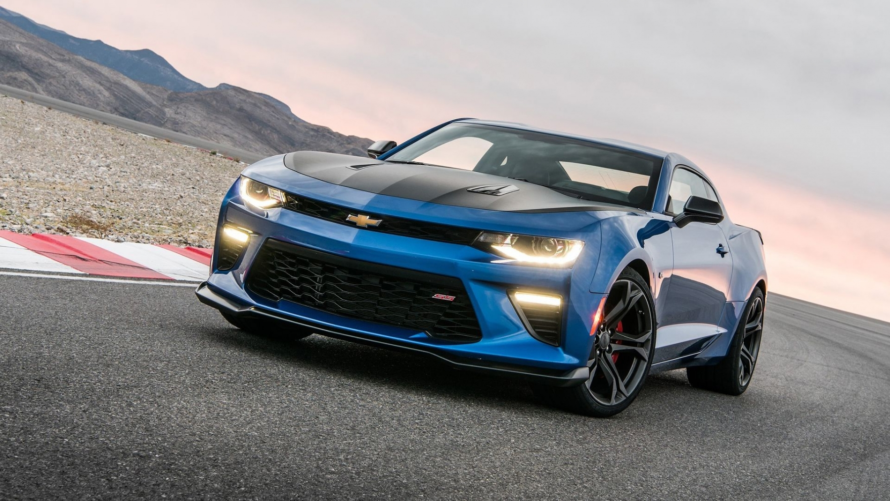 2019 Chevrolet Camaro HD Wallpapers | Background Images ...