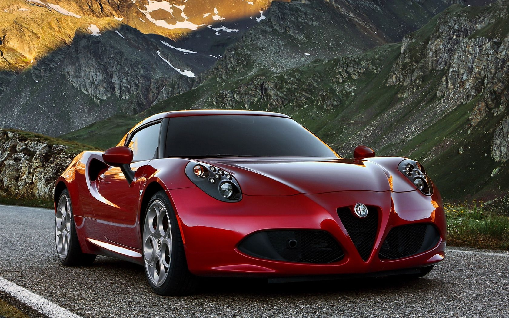 Alfa Romeo 4c Hd Wallpapers Background Images Photos