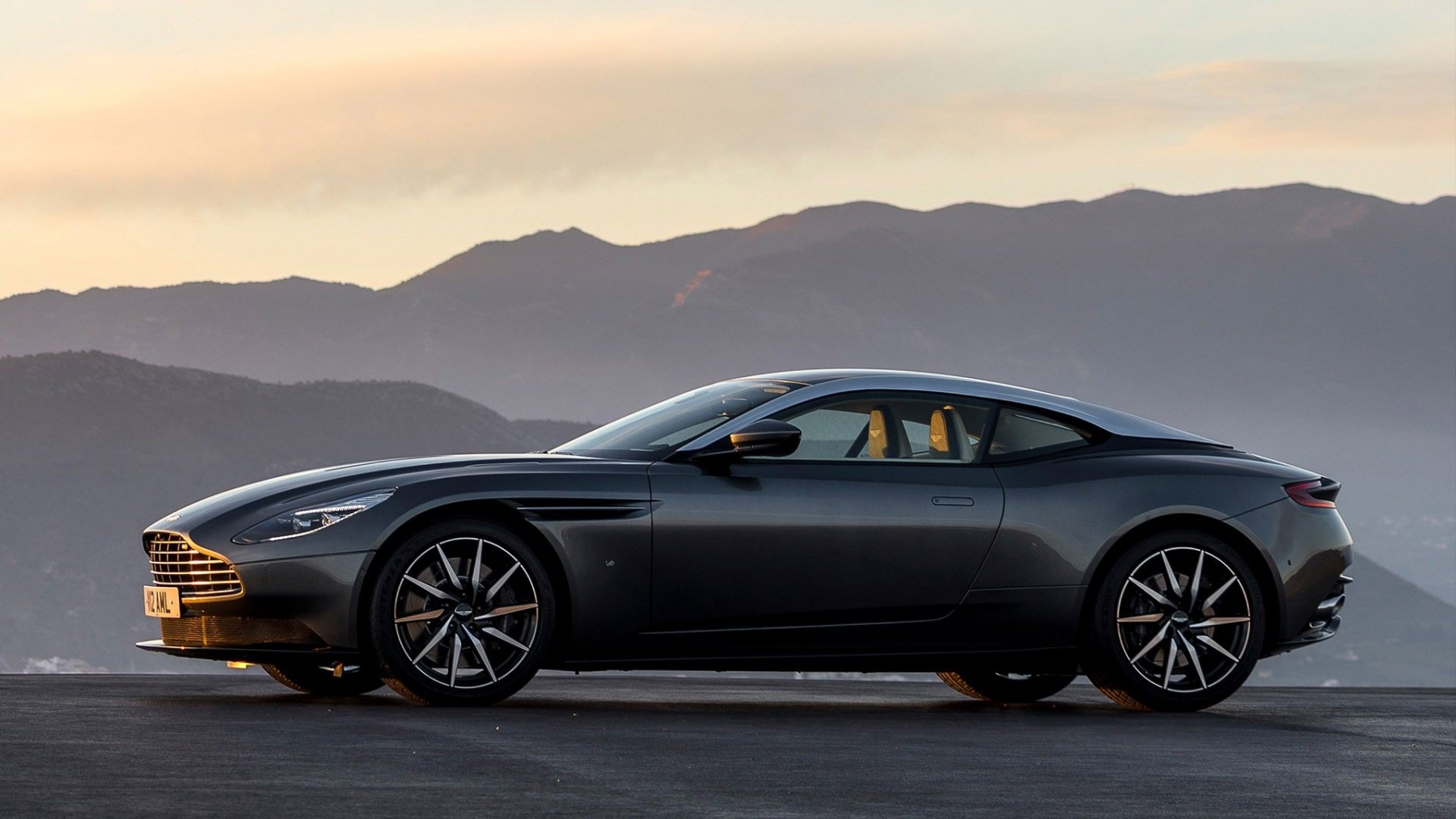 Aston Martin Db11 Hd Wallpapers Background Images Photos