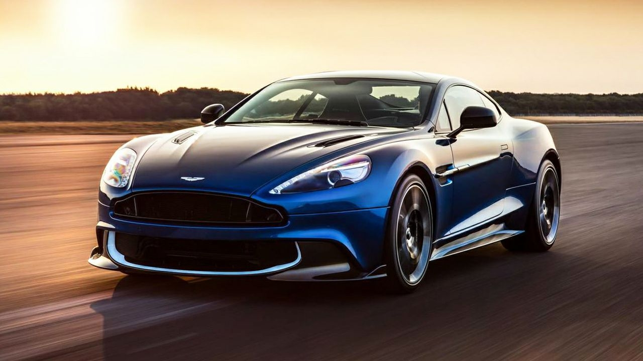 Aston Martin Vanquish HD Wallpapers