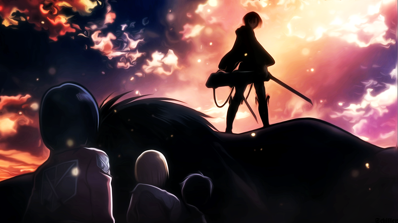 Attack On Titan Hd Wallpaper Collection Yl Computing