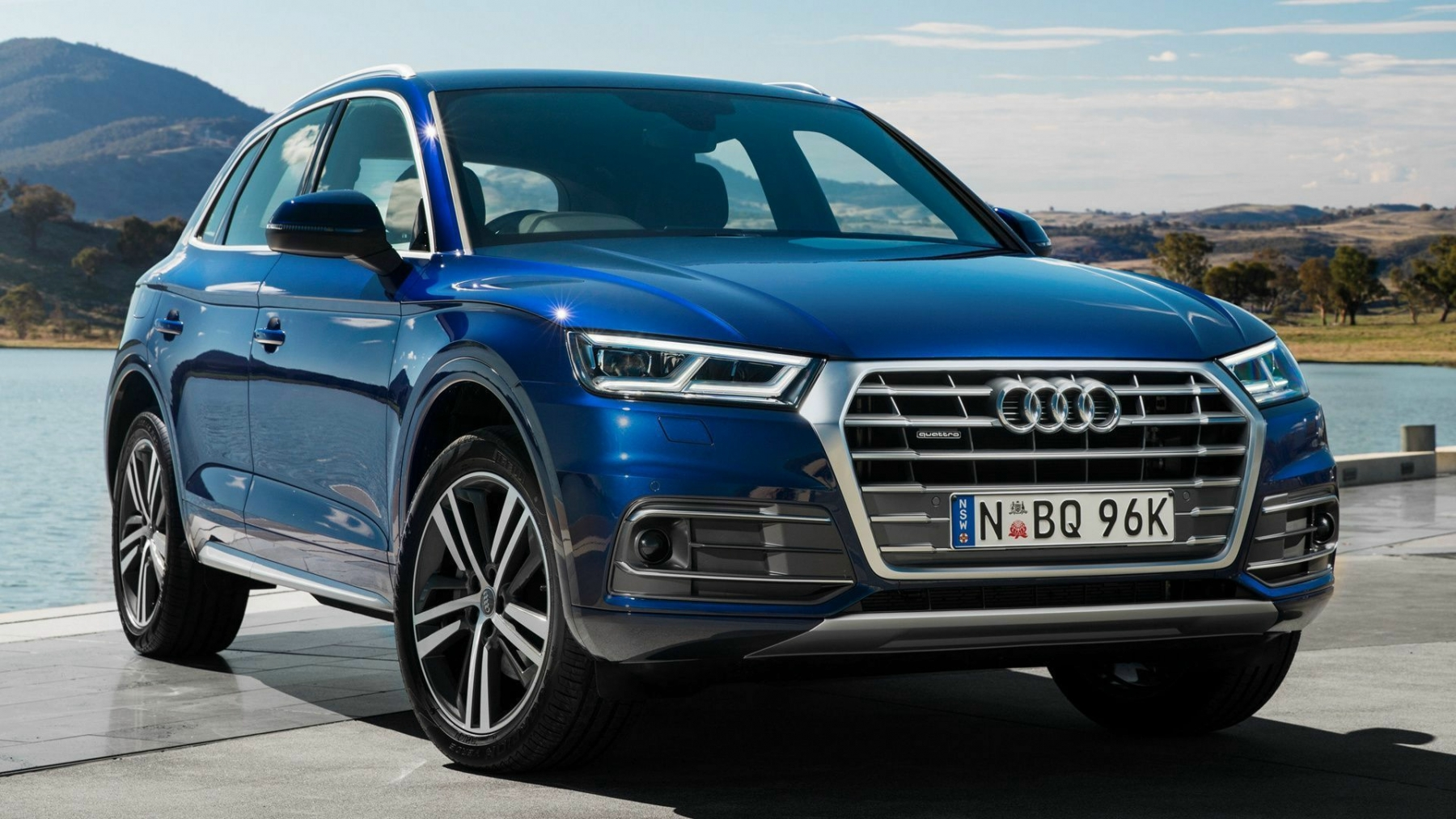 Audi Q5 Hd Wallpapers Background Images Photos