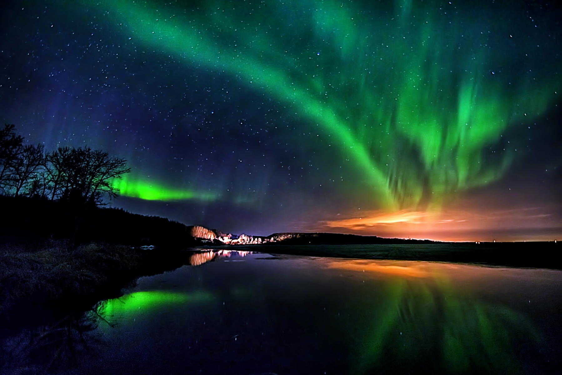 Aurora HD Wallpapers and Background Images | YL Computing