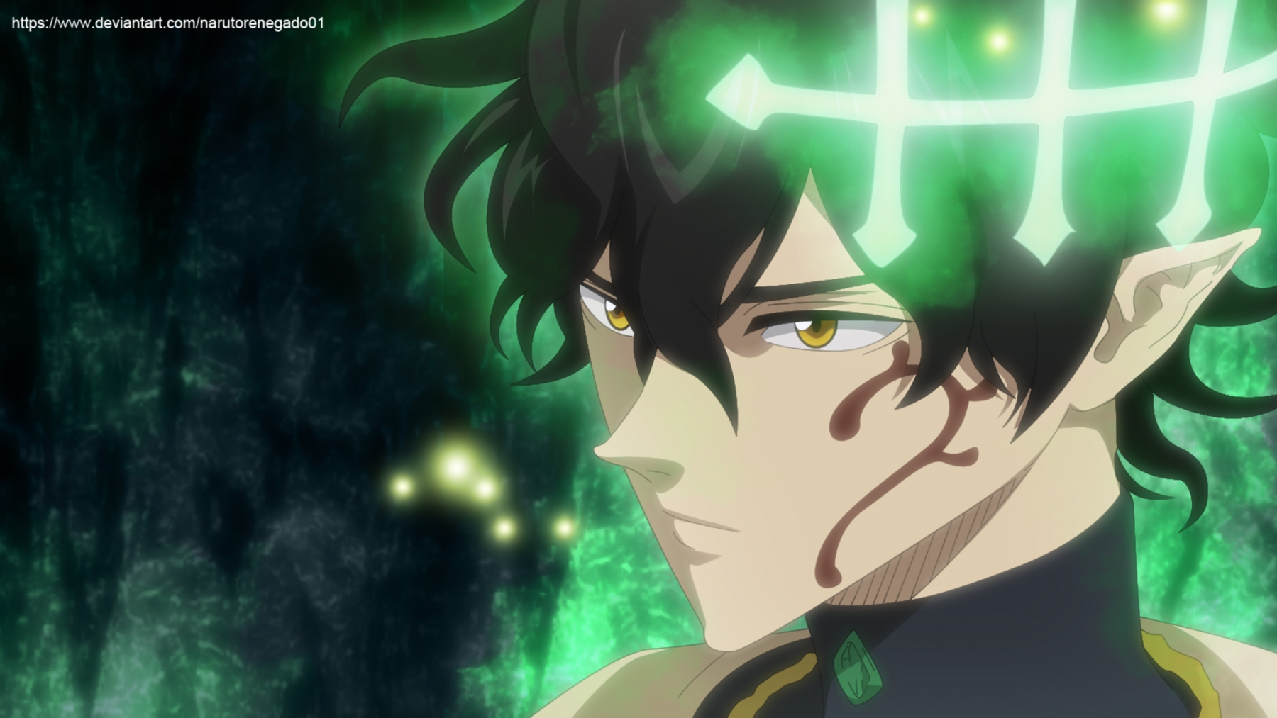 Black Clover Hd Wallpaper Collection Yl Computing