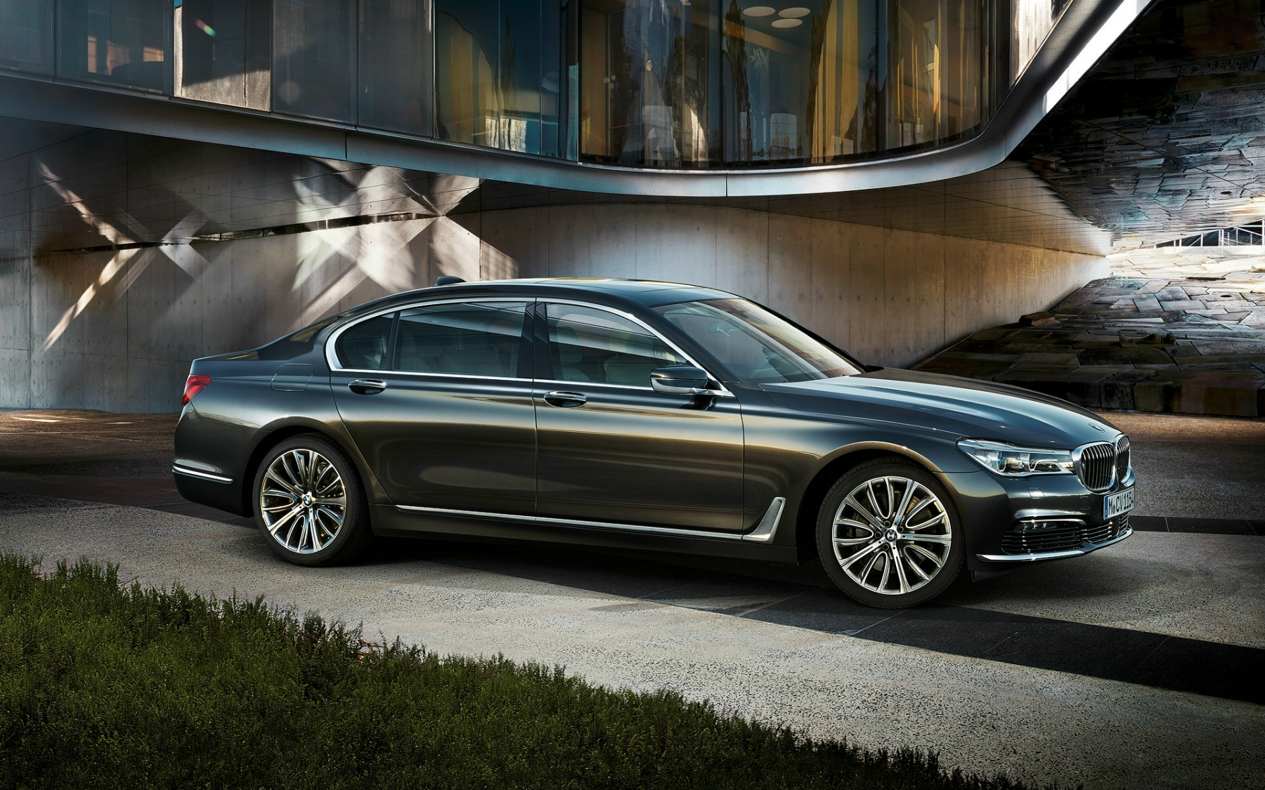 Bmw 7 Series 2019 Hd Wallpapers Background Images Photos