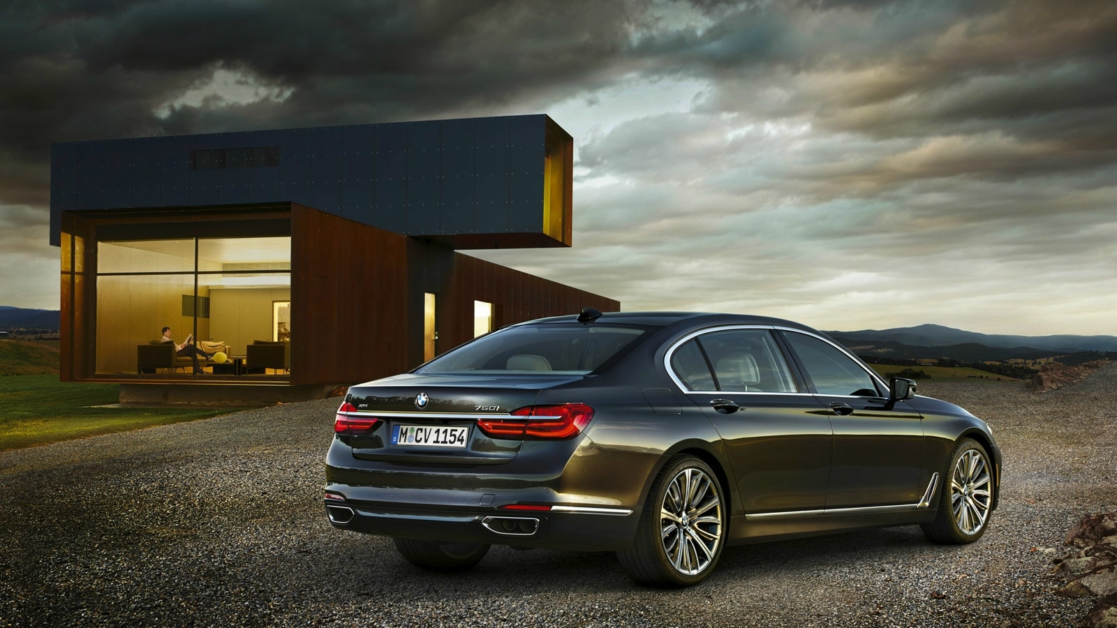 BMW 7 Series 2019 HD Wallpapers | Background Images ...