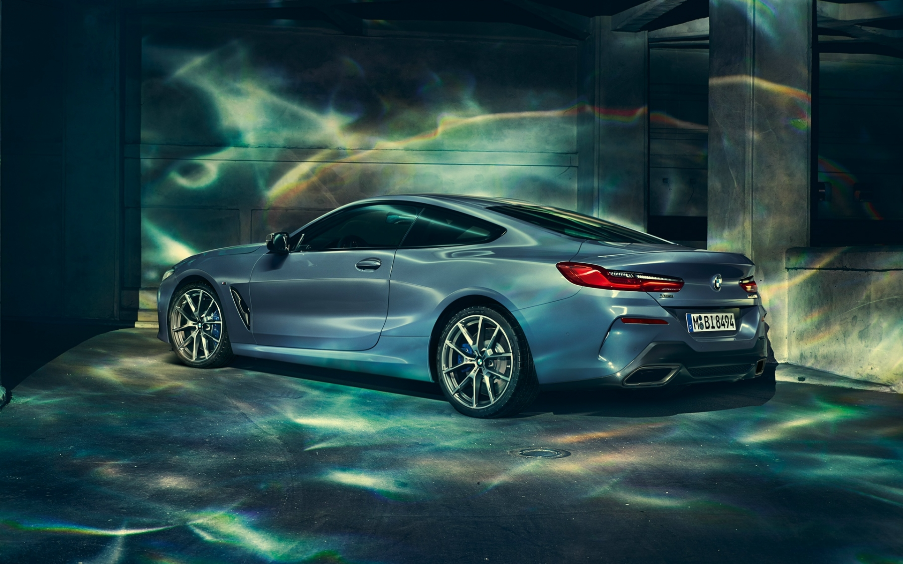 BMW 8 Series Gran Coupe HD Wallpapers   Background Images ...