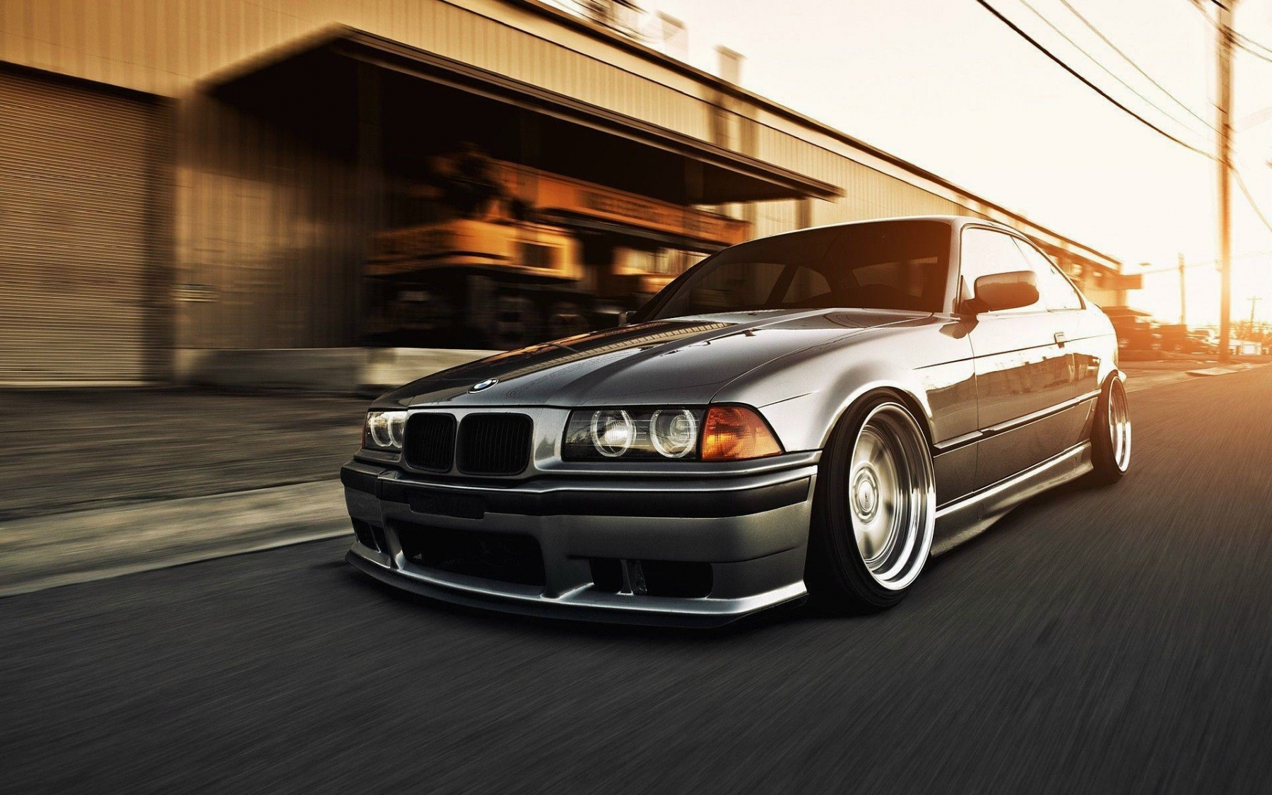 BMW E36 HD Wallpapers | Background Images | Photos ...