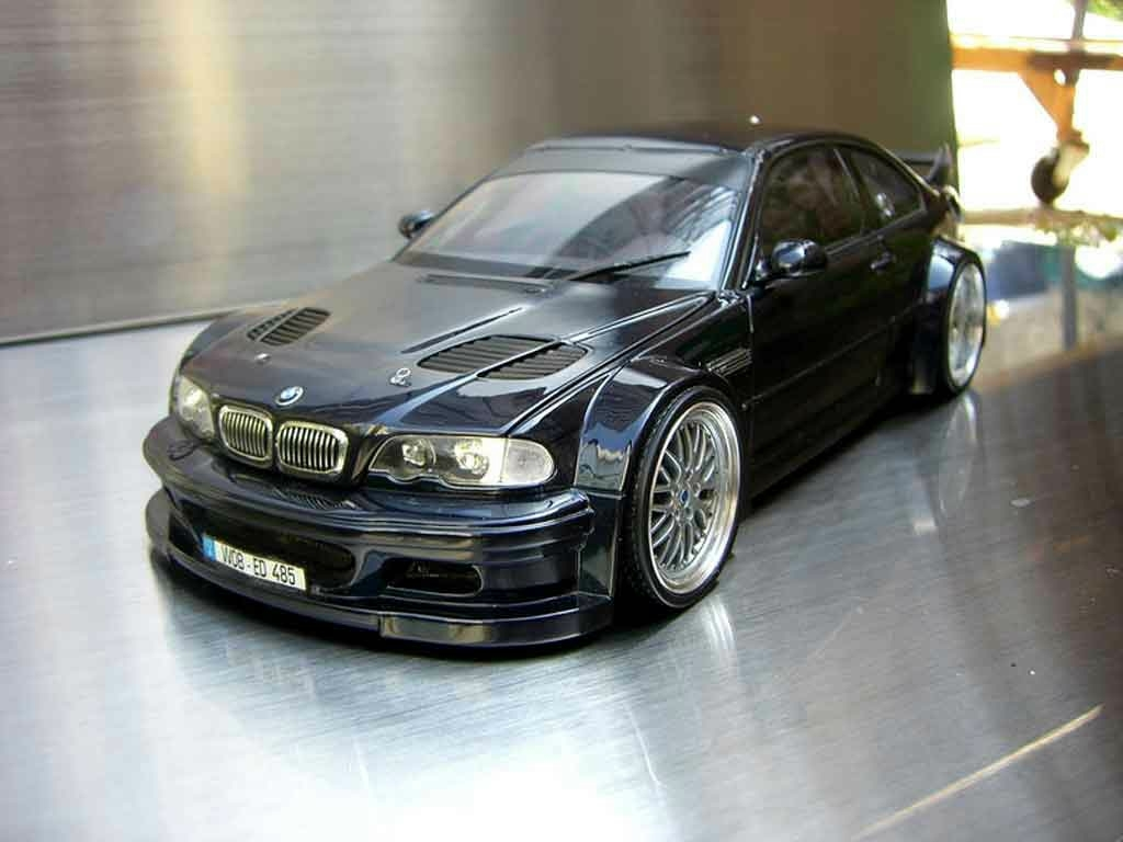 BMW E46 M3 GTR HD Wallpapers | Background Images | Photos ...
