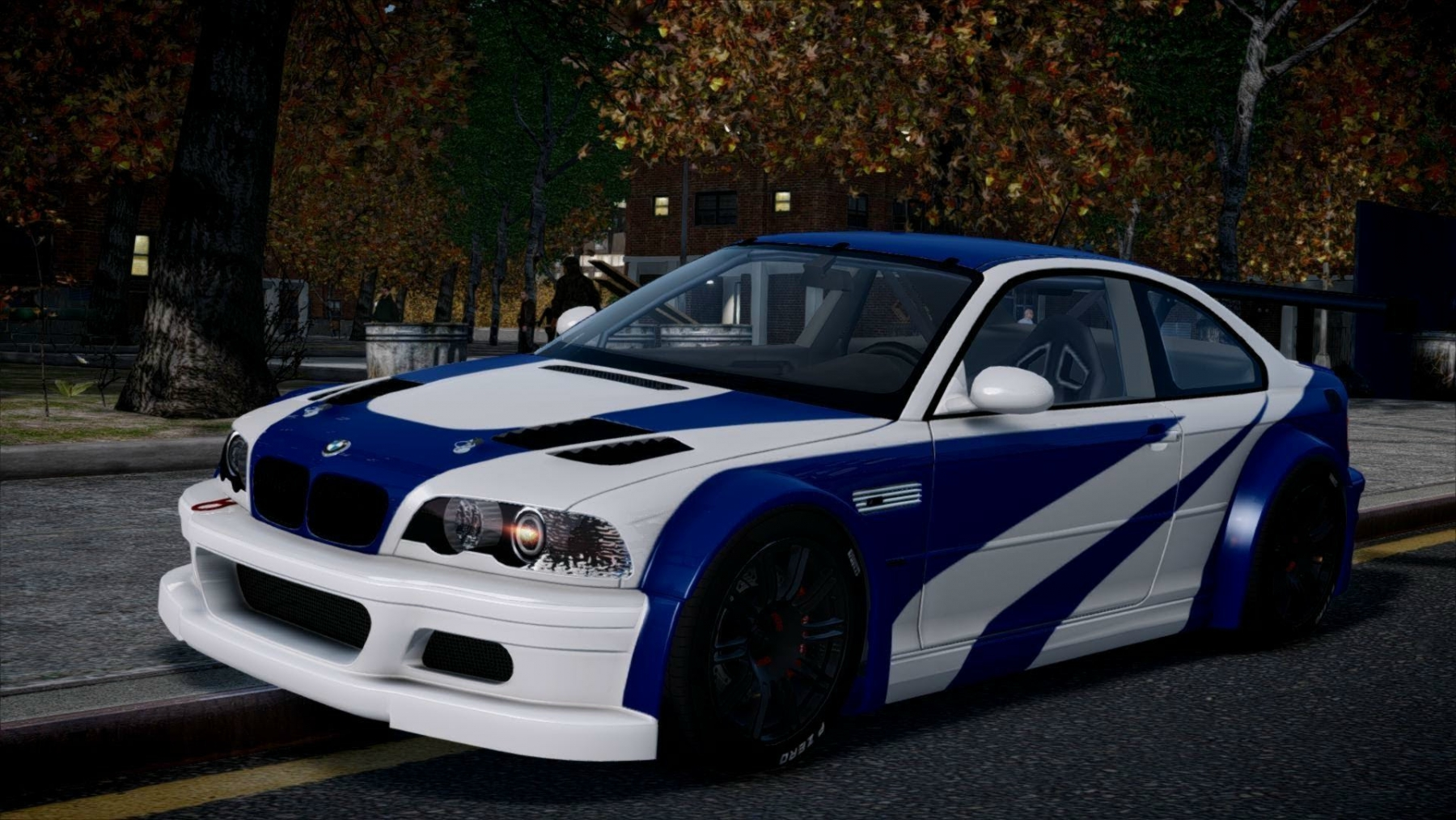 Bmw E46 M3 Gtr Hd Wallpapers Background Images Photos Pictures
