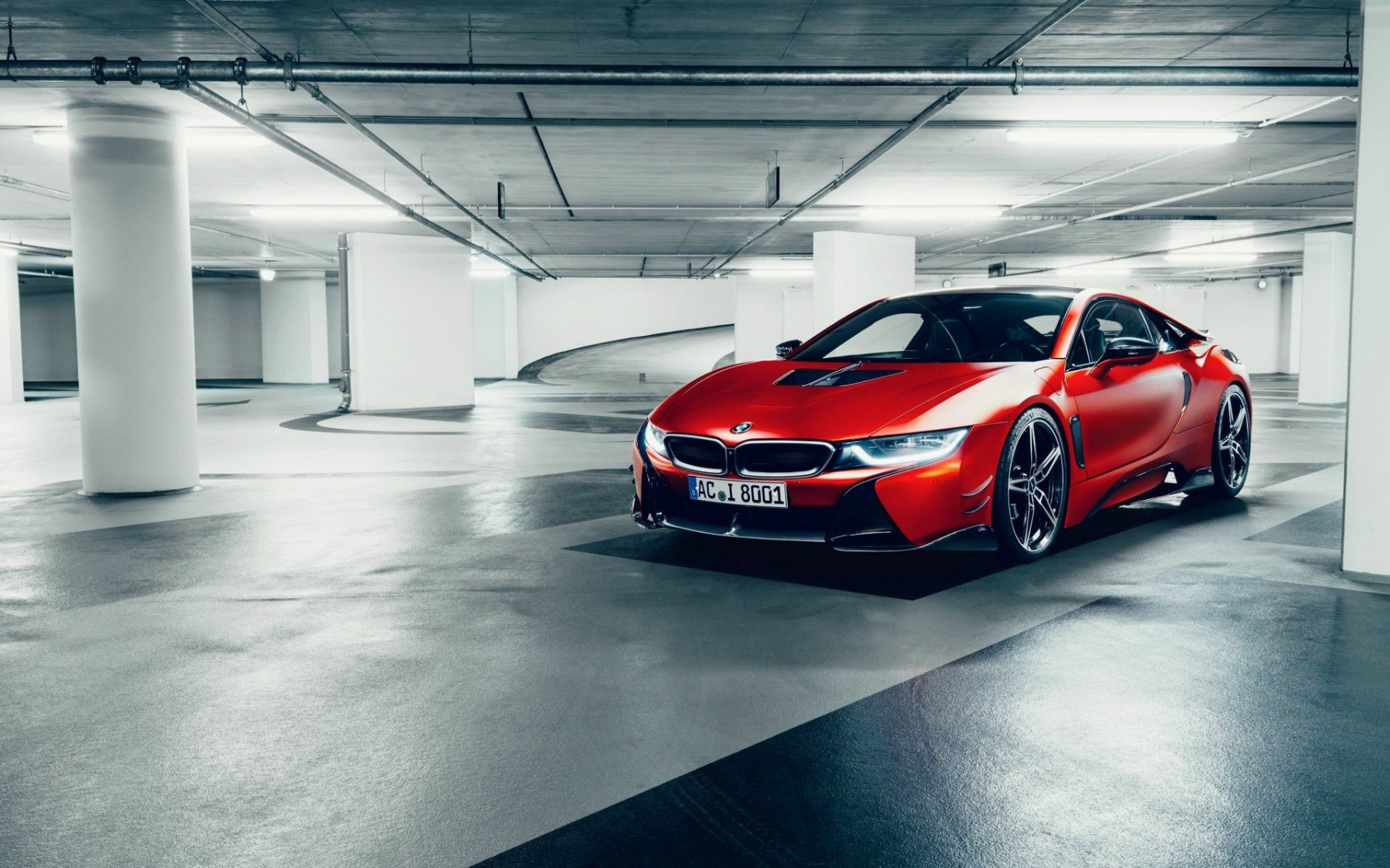 Bmw I8 Roadster Hd Wallpapers Background Images Photos