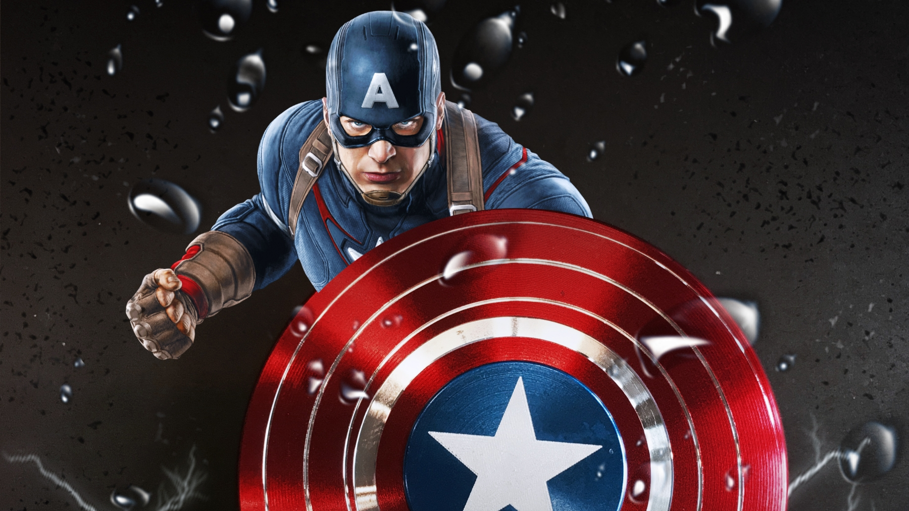 Captain america hd wallpapers and background images yl - Fondos de pantalla 3d avengers ...