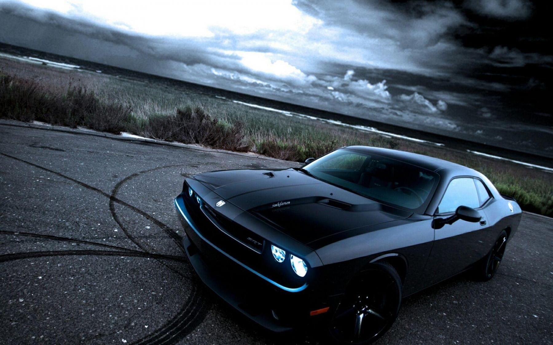Dodge Challenger Srt Hellcat Wallpapers Yl Computing