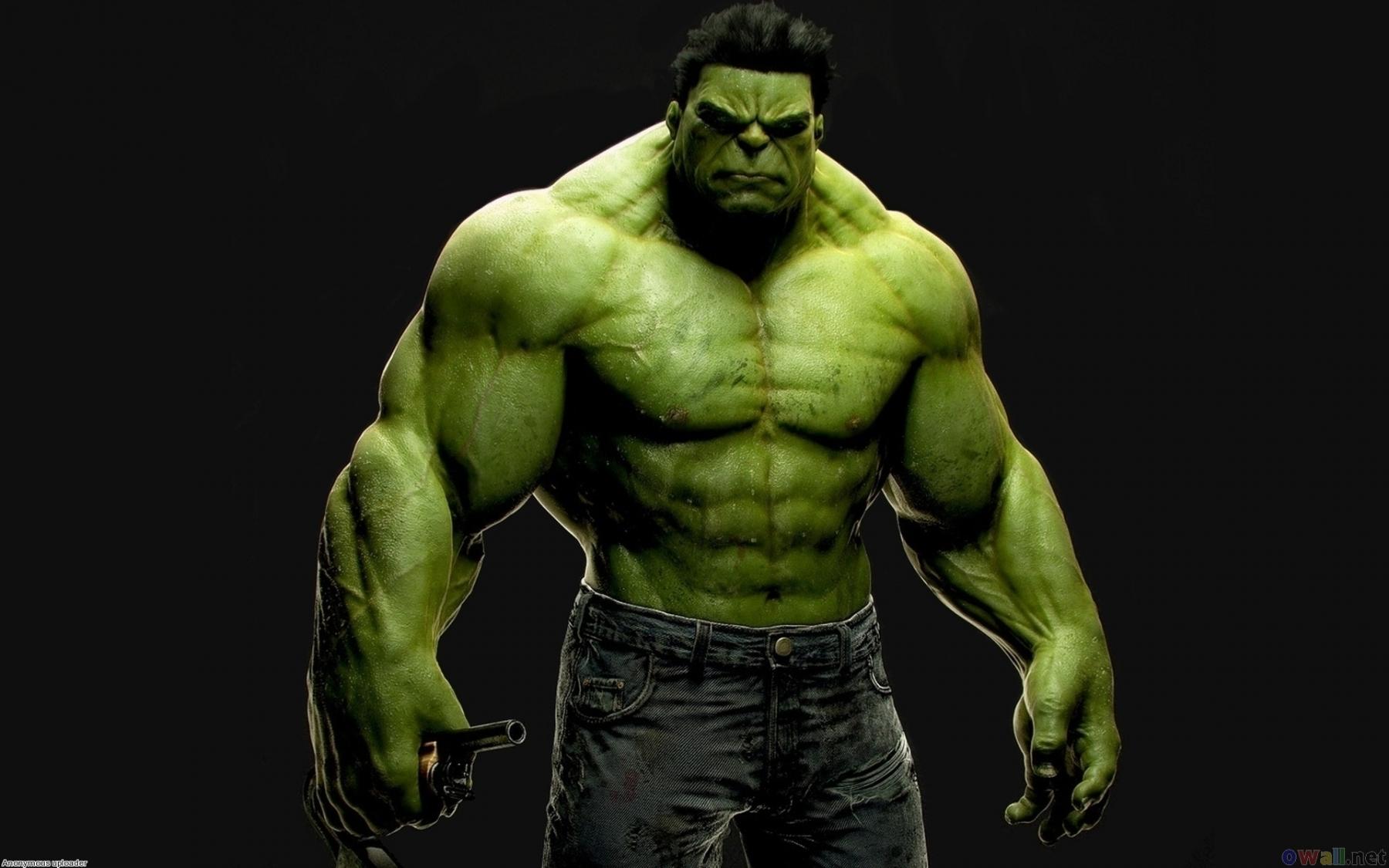 The Incredible Hulk Hd Wallpaper Collection Yl Computing
