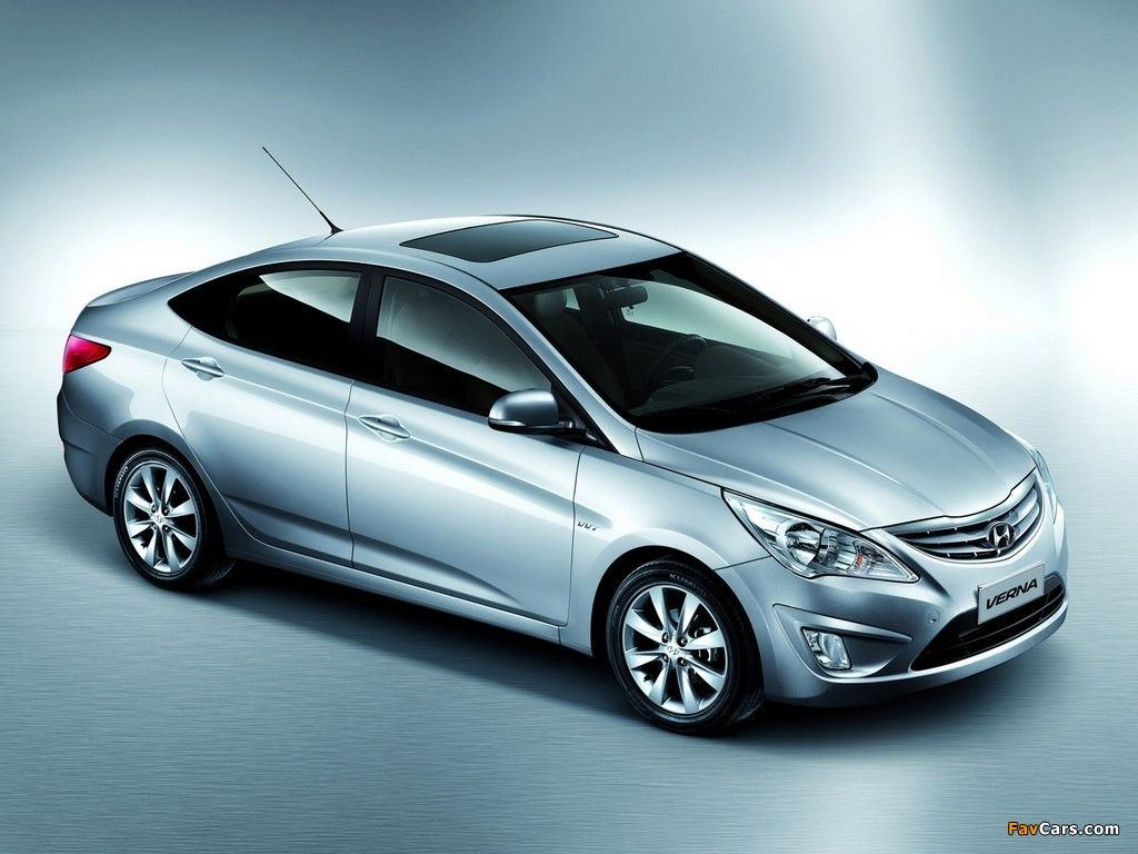 Hyundai Verna Wallpapers Yl Computing