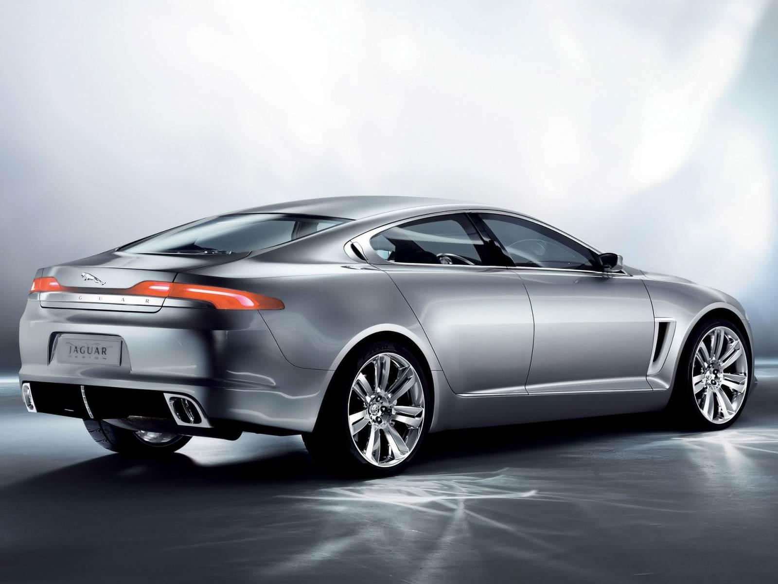 Jaguar XF Wallpapers - YL Computing