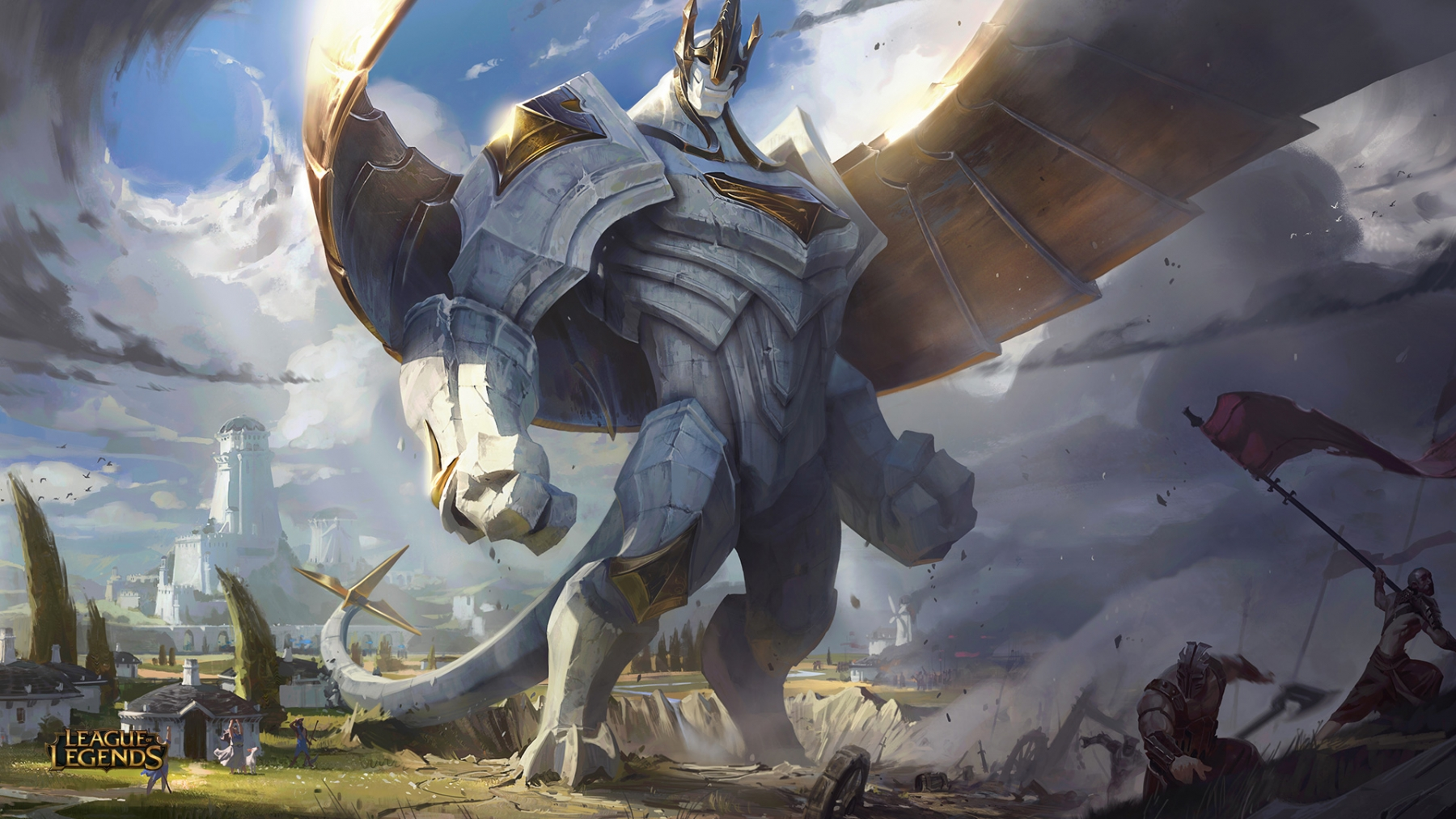 League Of Legends Hd Wallpapers And Background Images Yl