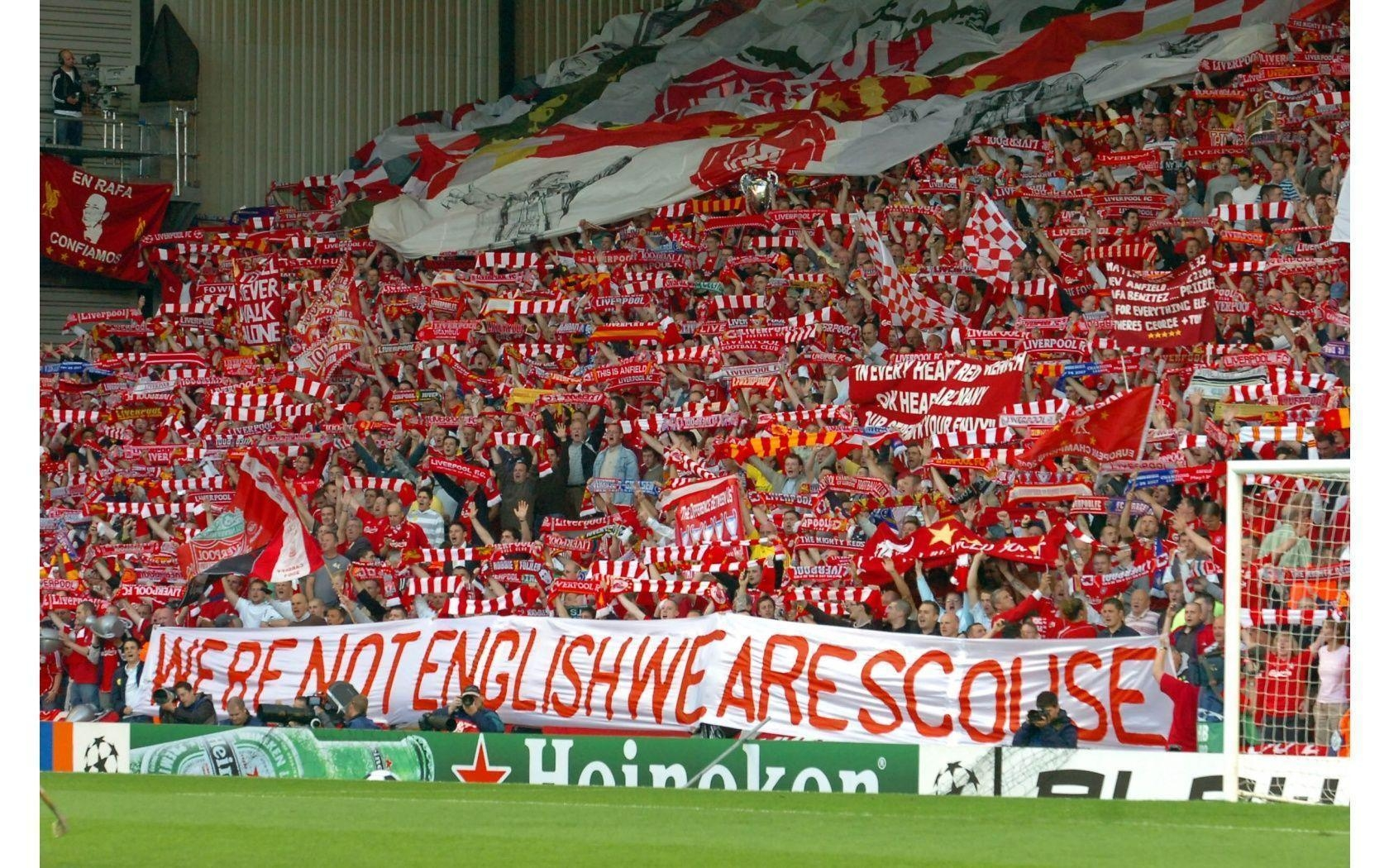 Liverpool Football Club Hd Wallpapers And Background Images Yl Computing