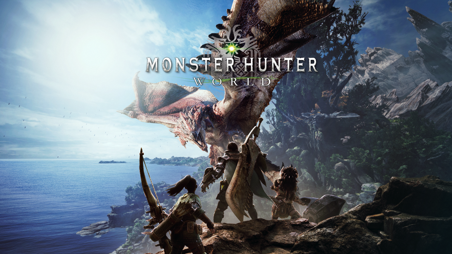 Capcom Video Game Monster Hunter World 2019 Hd Wallpapers And