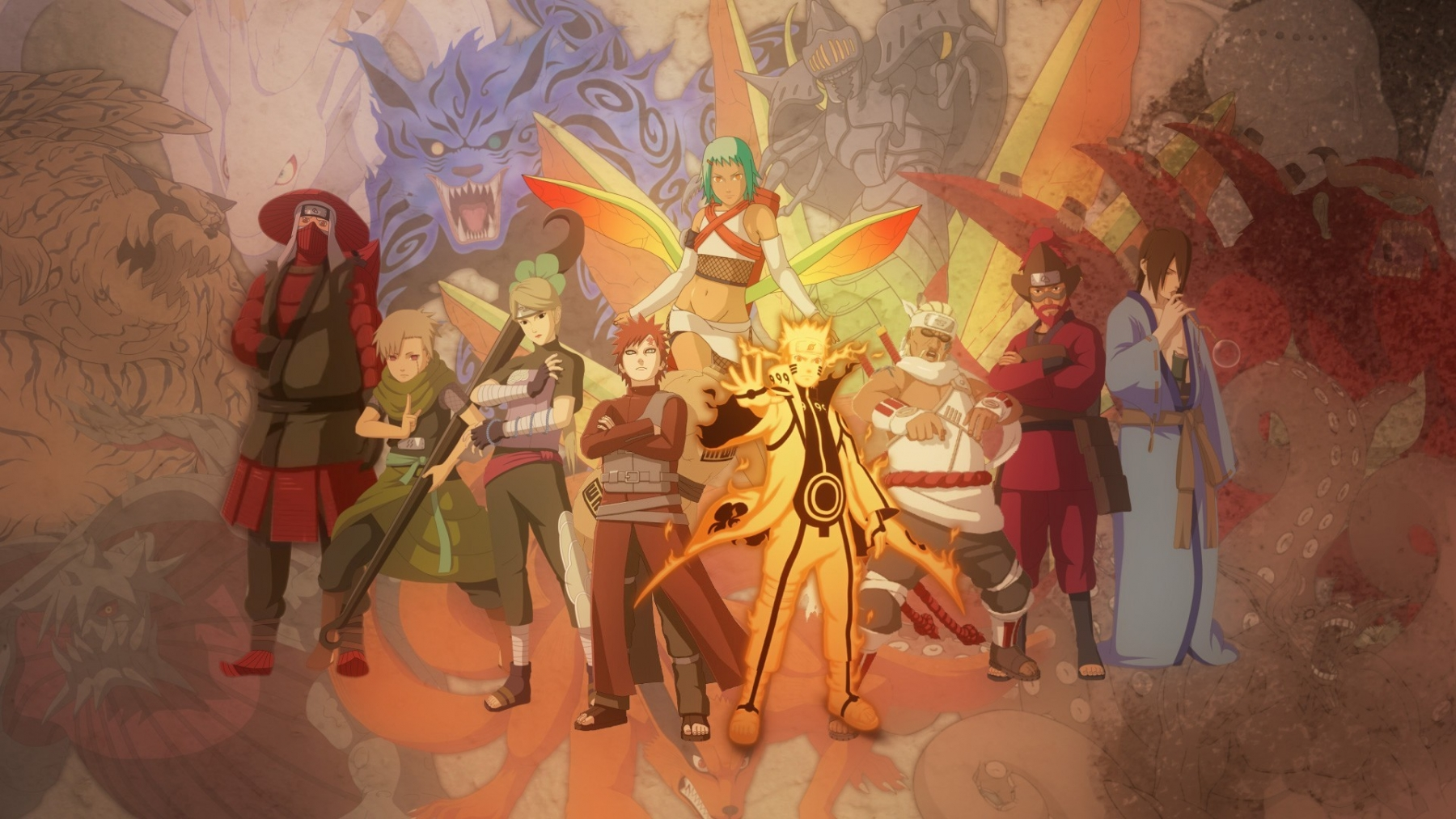 Naruto Anime Hd Wallpaper Collection 1080p Background Hd Images