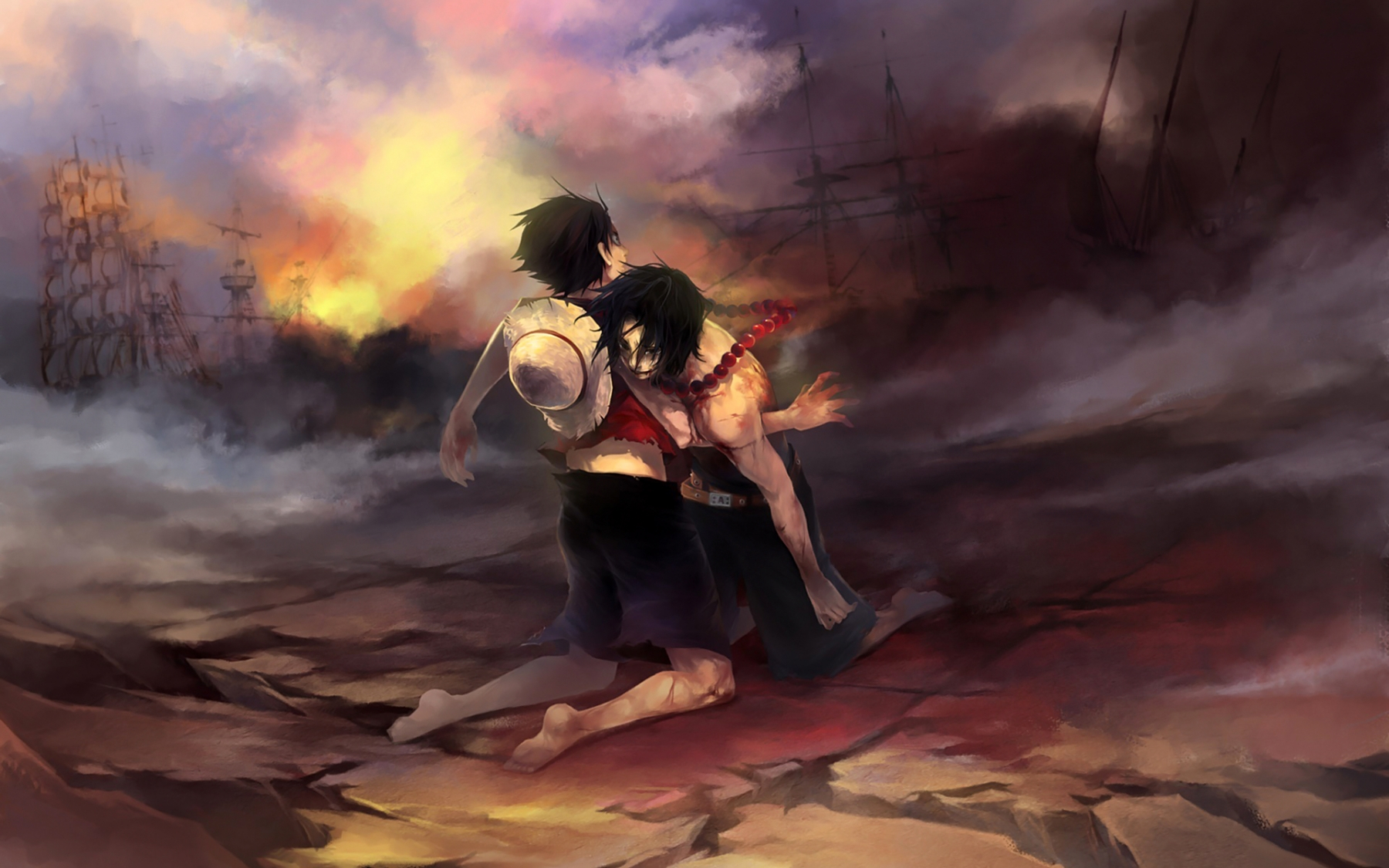One Piece Hd Wallpapers And Background Images Yl Computing