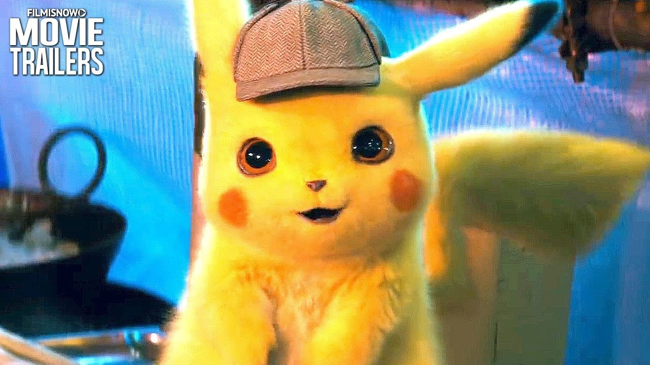 Pokemon Detective Pikachu Hd Wallpapers And Background Images Yl