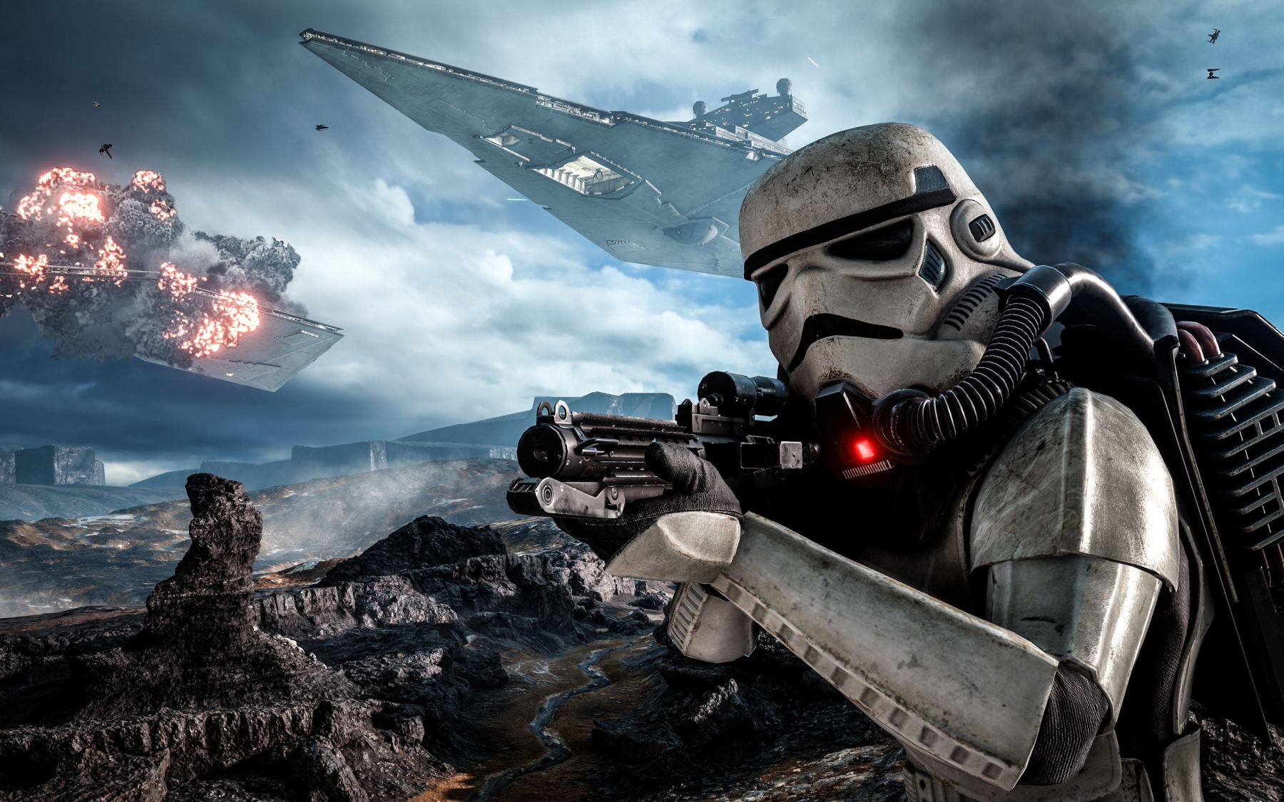 Star Wars Hd Wallpapers And Background Images Yl Computing