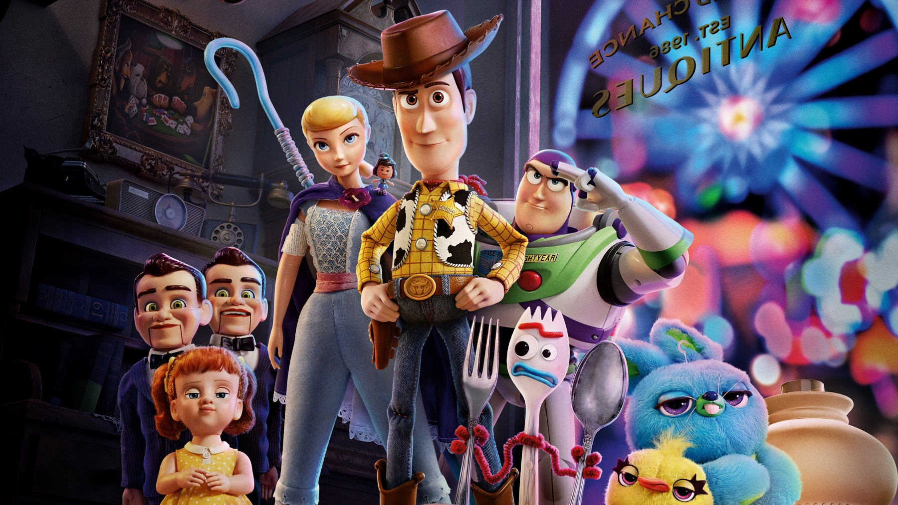 Toy Story 4 HD Wallpaper Collection | YL Computing