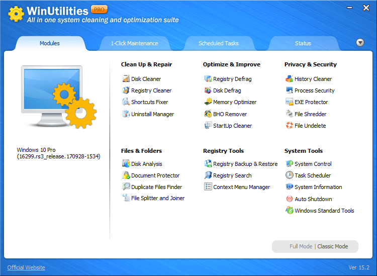 How to Use WinUtilities to Speed up Your PC? | YL Computing