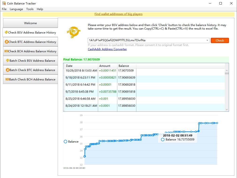 Resultado de imagen para Coin Balance Tracker Pro 1