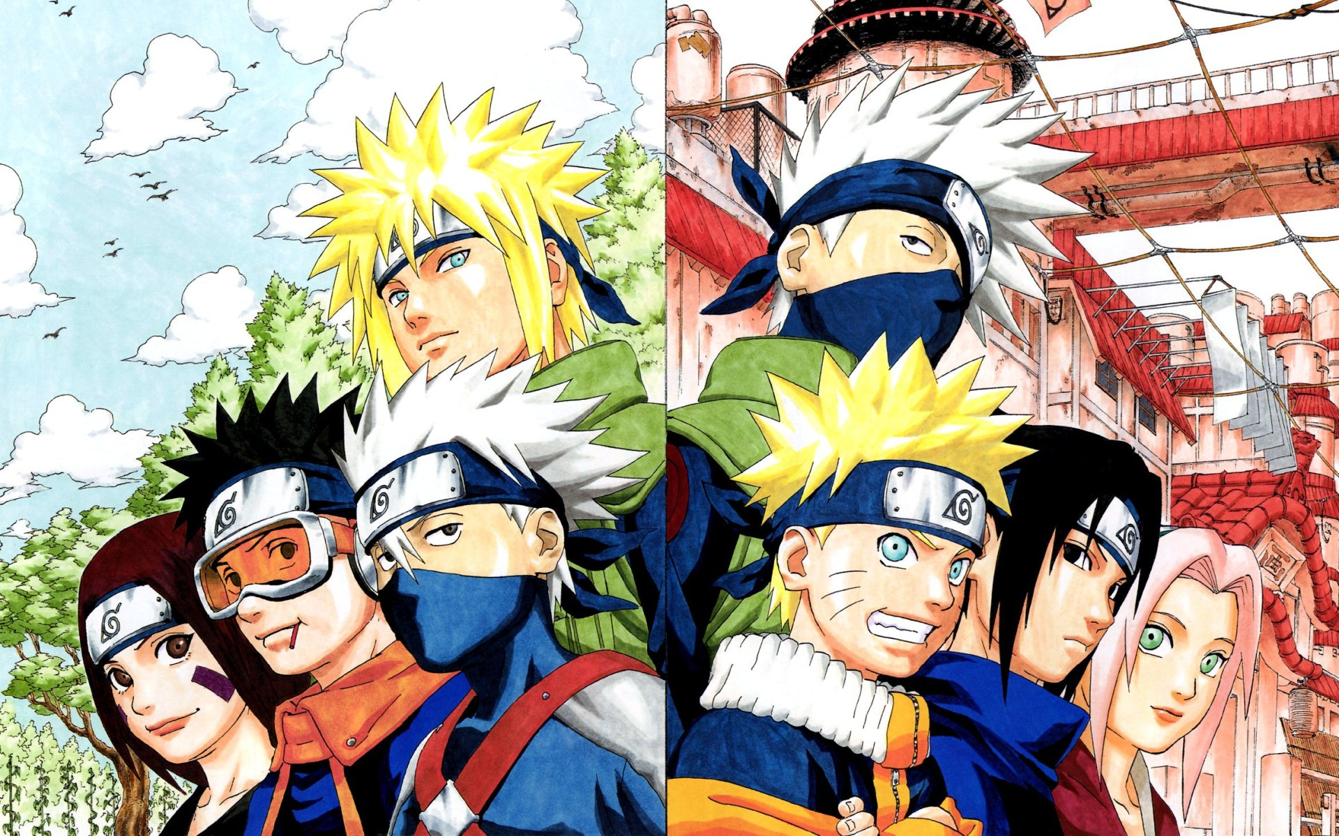 Naruto Hd Wallpapers And Background Images Yl Computing