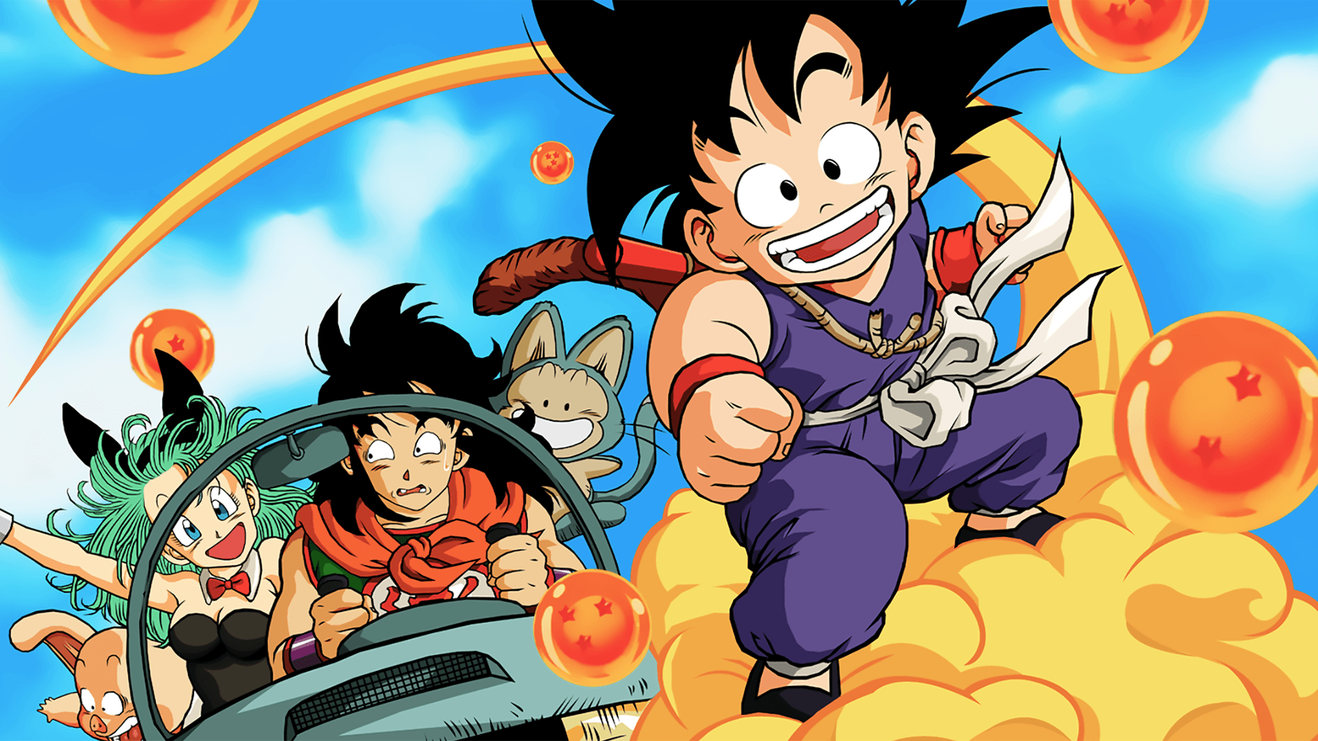 Dragon Ball Hd Wallpapers And Background Images Static
