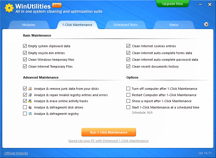 winutilities free скачать на русском