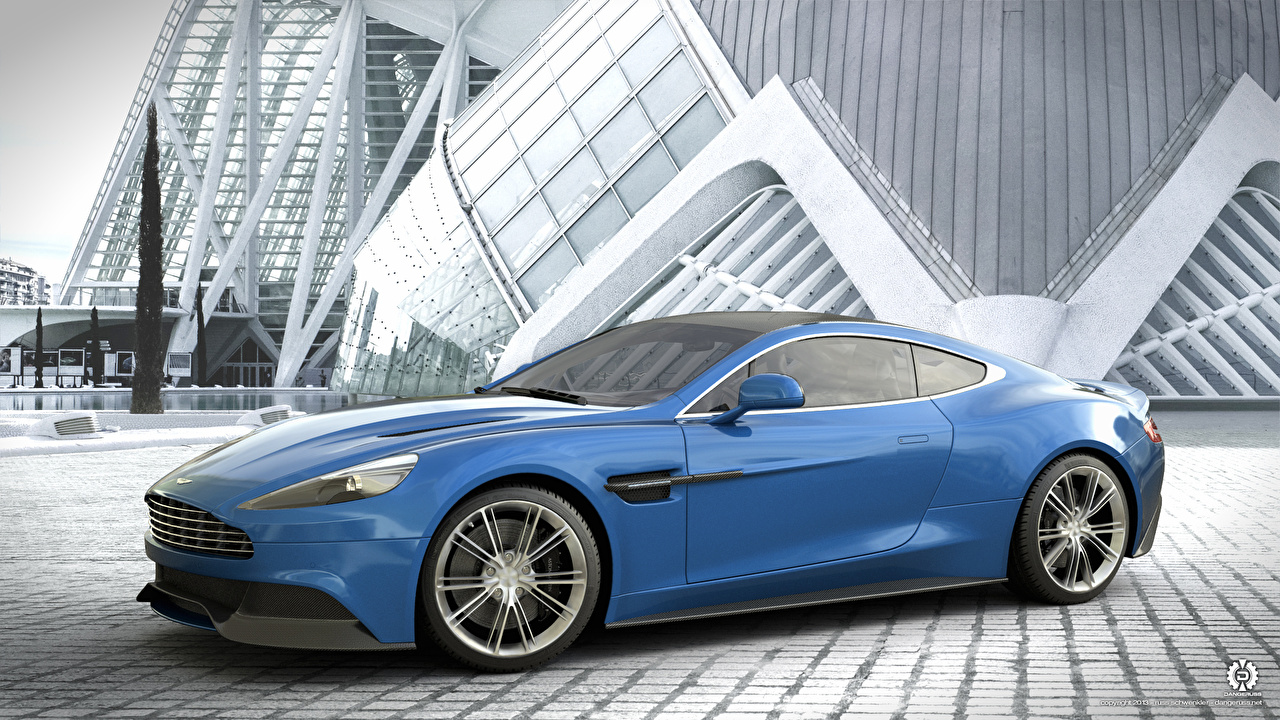 Aston Martin Vanquish Hd Wallpapers Background Images Photos Pictures Yl Computing