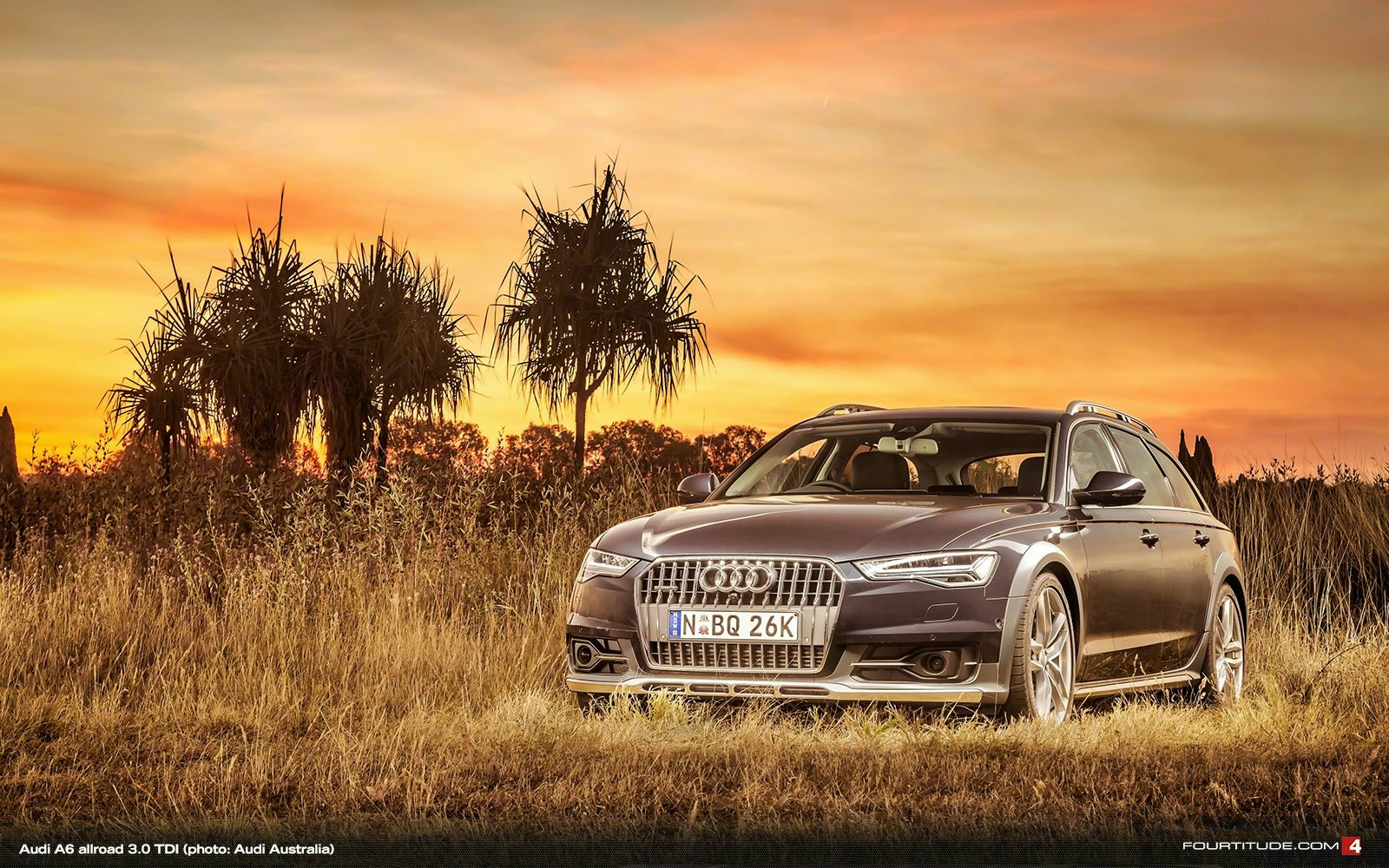 Audi A6 Allroad Hd Wallpapers Background Images Photos