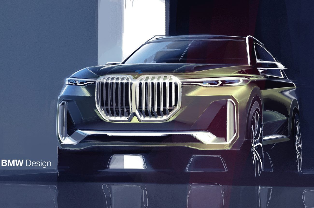 Bmw X7 Hd Wallpapers Background Images Photos