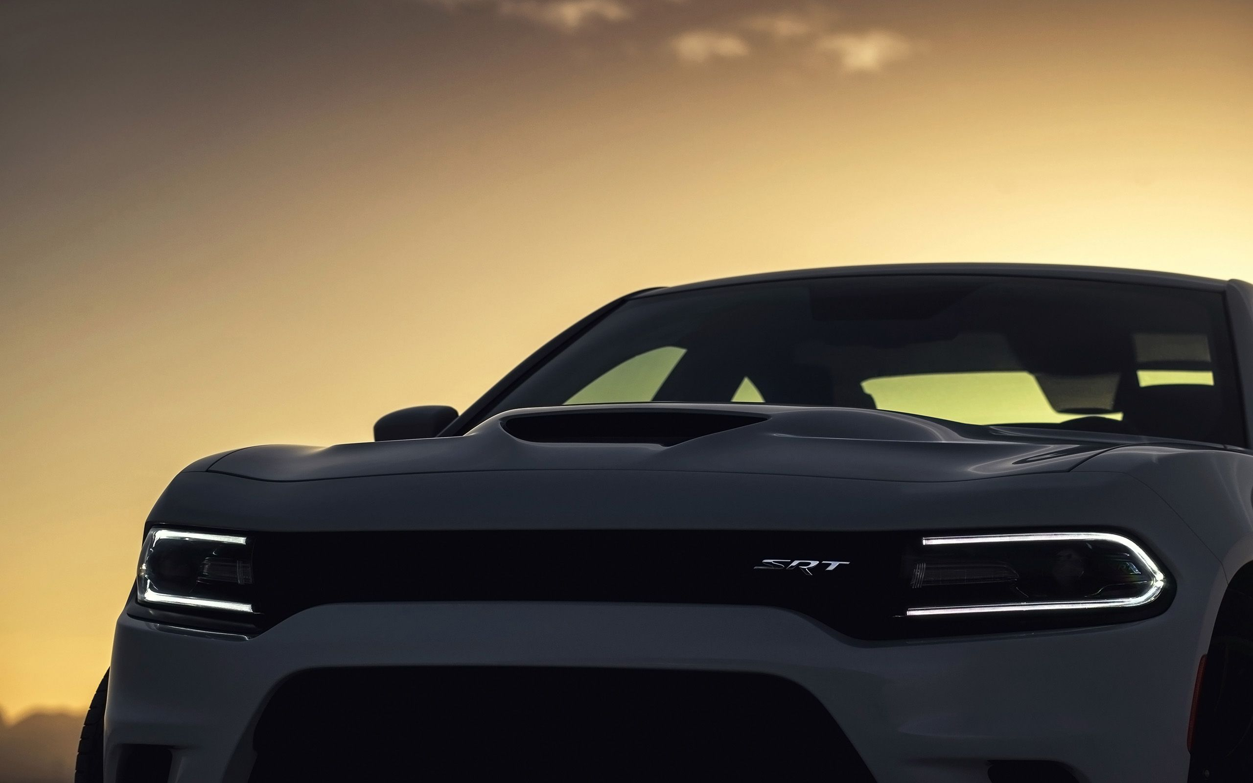 Dodge Charger Hellcat HD Wallpapers