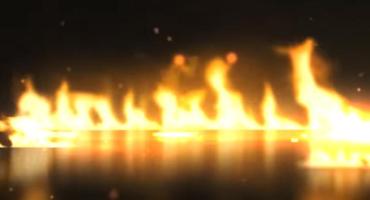 Black Background Loop Flame Hd Live Wallpaper Yl Computing