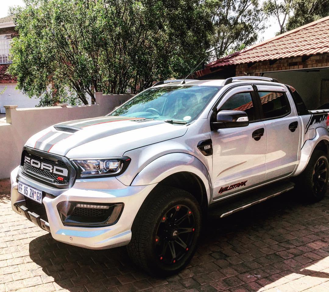 Ford Ranger Raptor Wallpapers
