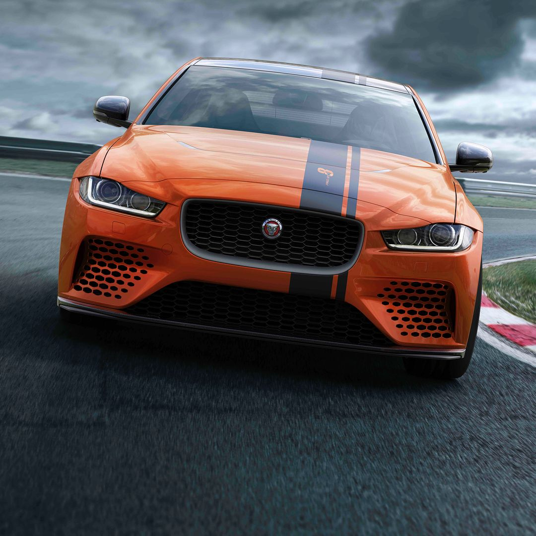 Jaguar Xe Project 8 Wallpapers Yl Computing