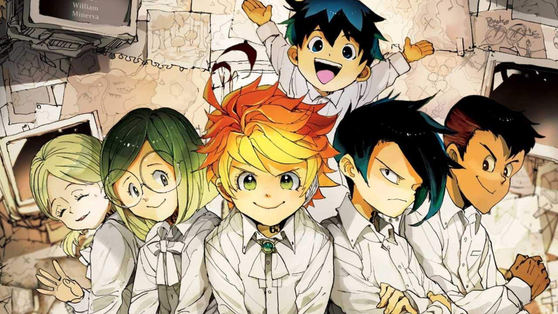 The Promised Neverland Wallpapers | HD Background Images ...