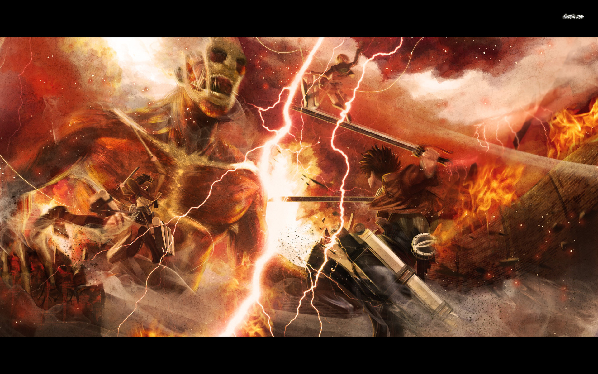 Attack On Titan Wallpapers Hd Background Images Photos Pictures Yl Computing